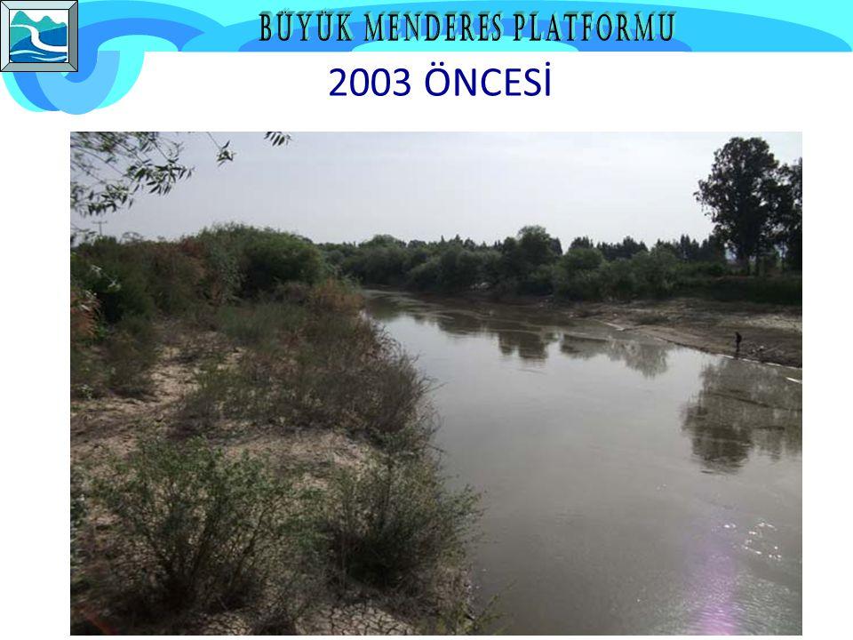 KANALLAMANIN ETKİLERİ - III  Kenar koruması ortadan kalkar  Havuz bölgeleri kaybolur  Akıntı yapraksı/katmanlı olur  Homojen akıntı içeriği oluşur  Nehir habitatı ciddi oranda zarar görür