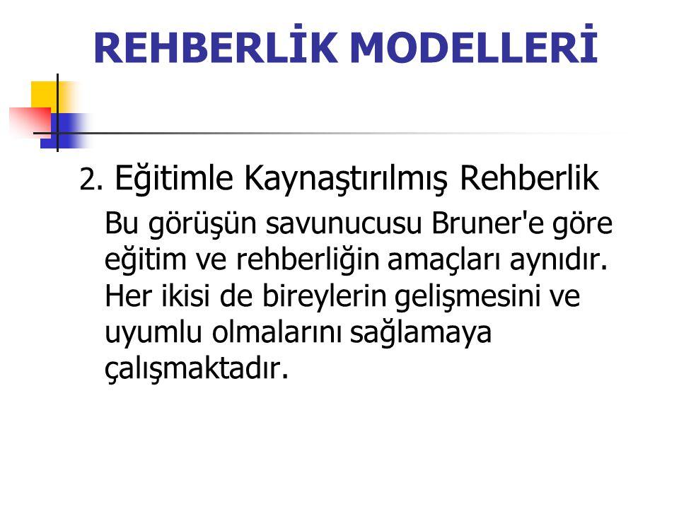 REHBERLİK MODELLERİ 2.