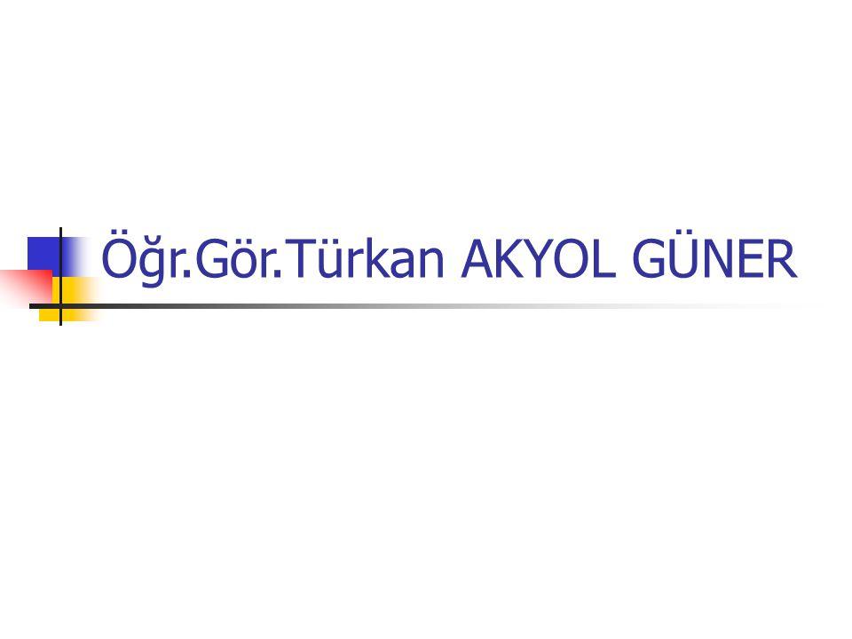 Türkiye Yaşlı Nüfus Projeksiyonu