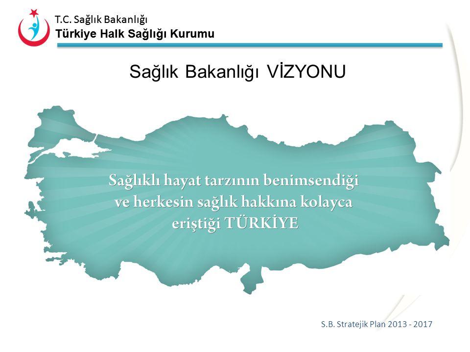 T.C. Sağlık Bakanlığı Türkiye Halk Sağlığı Kurumu 12 Yaş Üzeri Bireylerde Fiziksel Aktivite Yapma Durumu TGDF Gıda Kongresi 2013 « Yüzüncü Yıla On Kal