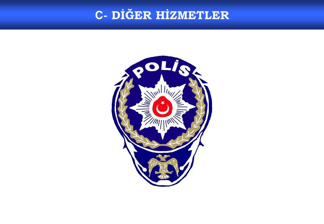 C - DİĞER HİZMETLER
