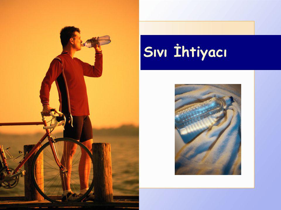 MÜSABAKA SONRASI BESLENME Egzersizin hemen sonrasında yeterli karbonhidrat tüketimi toparlanma (rejenerasyon) için önemlidir. Kaslardaki glikojen depo