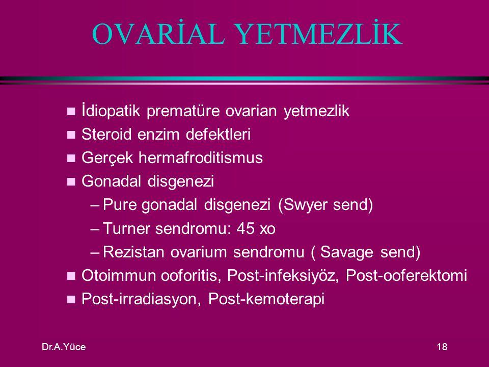 Dr.A.Yüce17 SHEEHAN SENDROMU