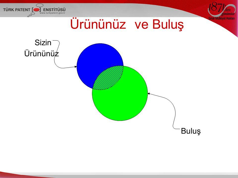 11.03.2014 Türk Patent Enstitüsü Araştırma raporu 74 PATENT ARAŞTIRMA - İNCELEME SÜRECİ ve PATENT HAKLARI