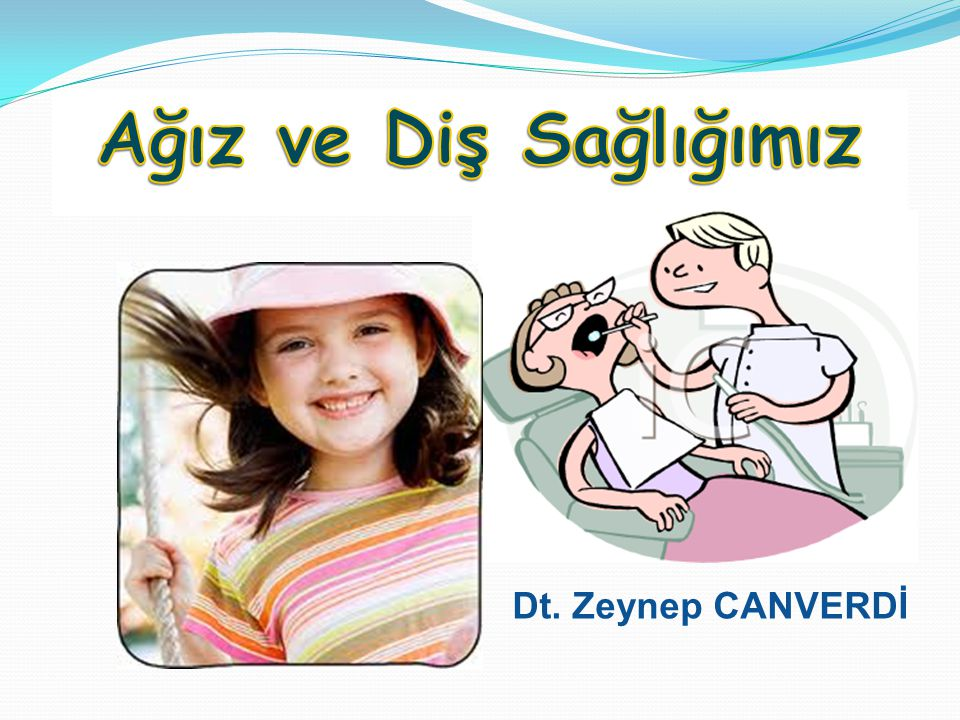 Dt. Zeynep CANVERDİ