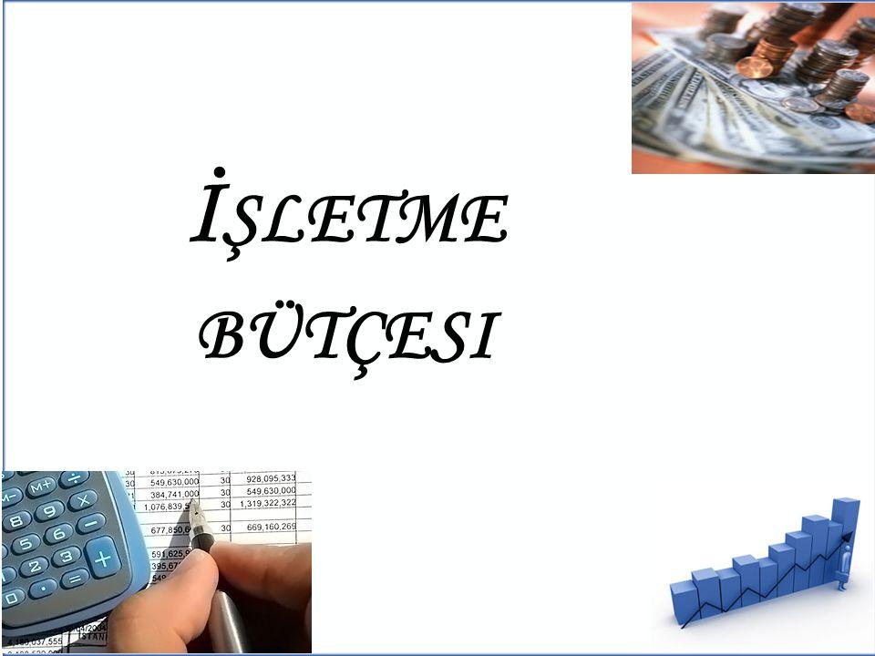 N ELER GÖRECEĞIZ İşletme bütçesinin temel özellikleri İşletme bütçesinin yararları İşletme bütçelerinin sınırları İşletme bütçelerinin üstünlükleri Yönetim alanında Satış ve üretim alanında Finans alanında İşletme bütçelerinin beşeri yönleri Temel prensipleri ve ilkeleri Gerekliliği Neler kazandırdığı İktisadilik Verimlilik Likidite
