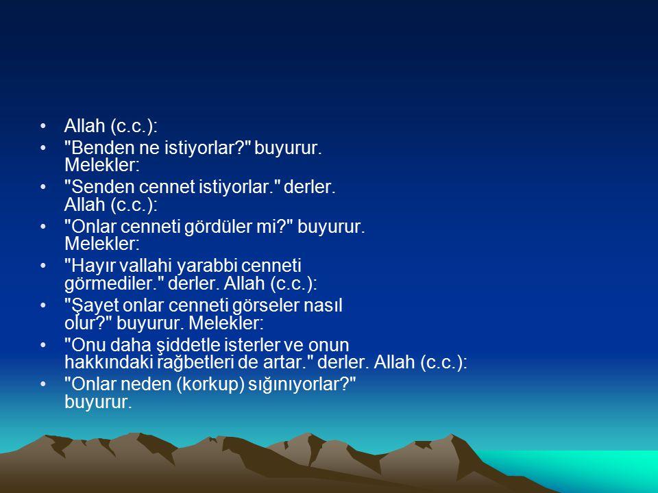 Allah (c.c.):