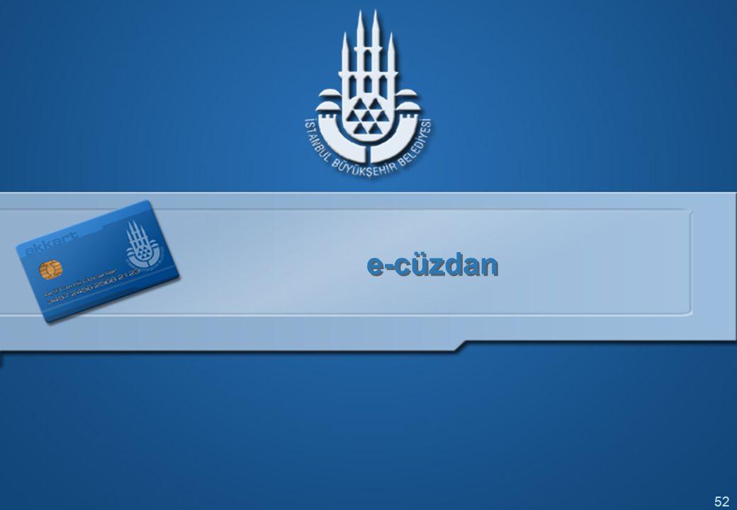 52 e-cüzdan