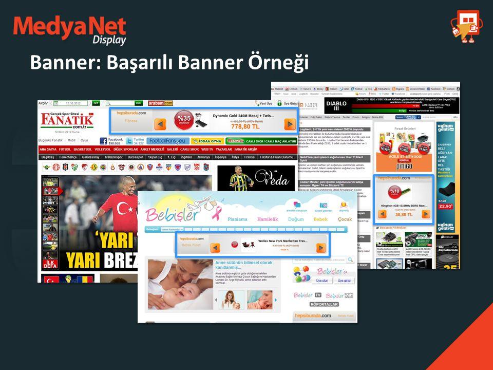 Banner: Başarılı Banner Örneği