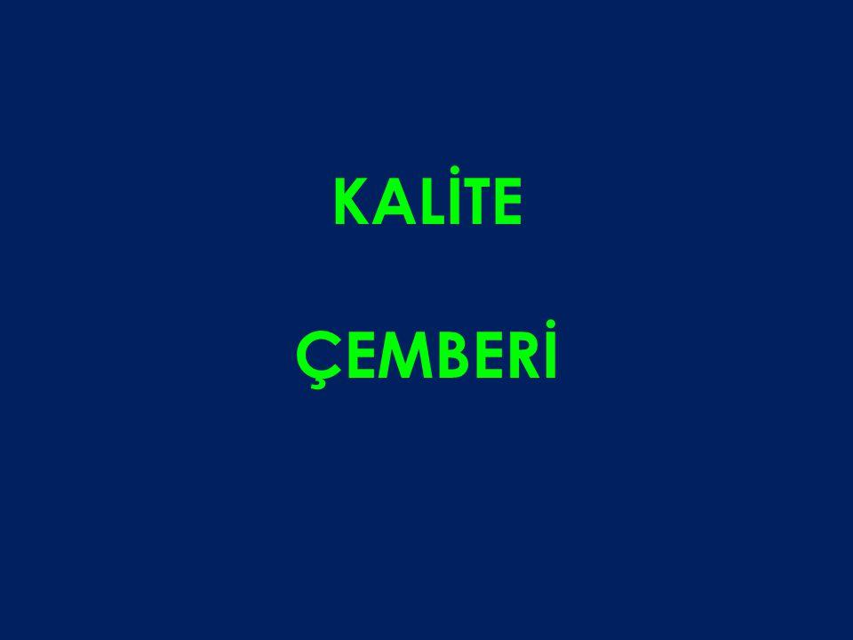 KALİTE ÇEMBERİ