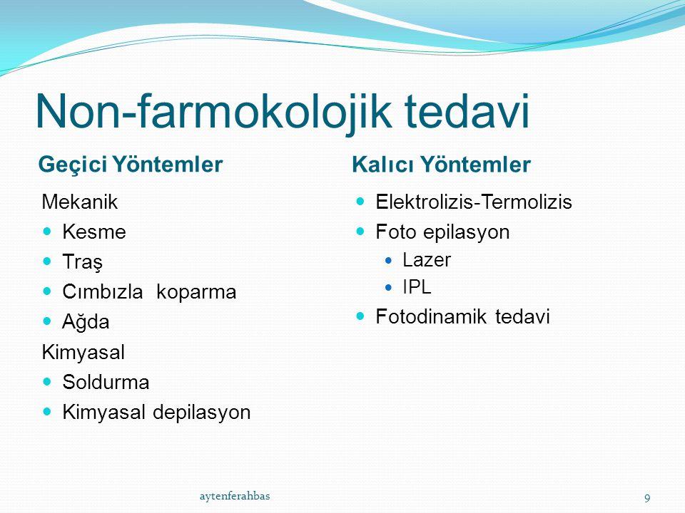 Paradoksal hipertrikozis aytenferahbas40