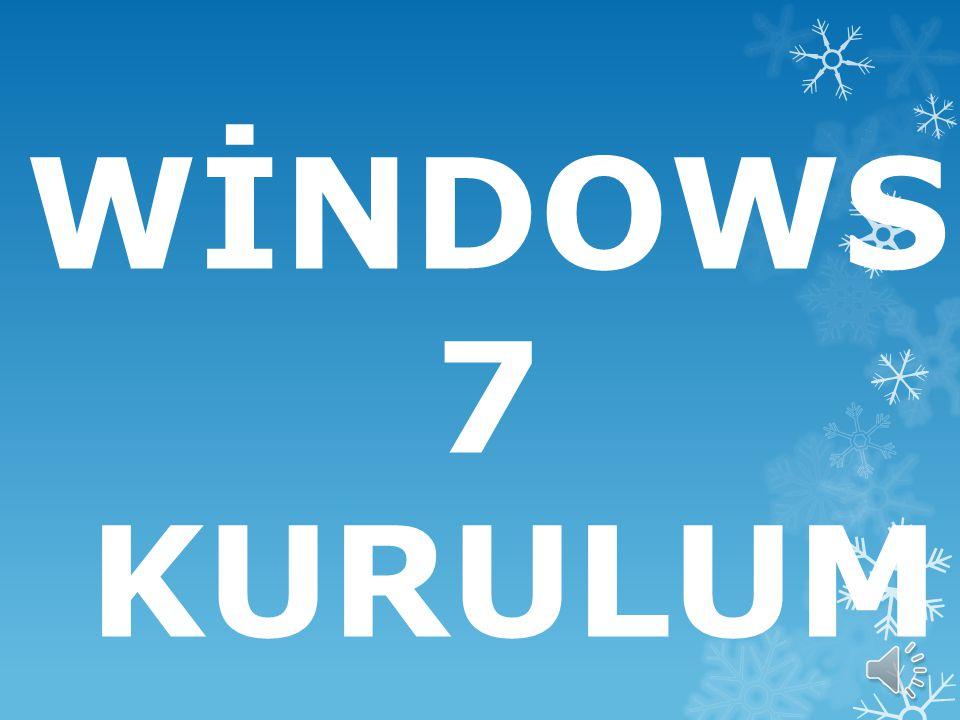  Satın aldığınız Windows un ürün anahtarını girin.