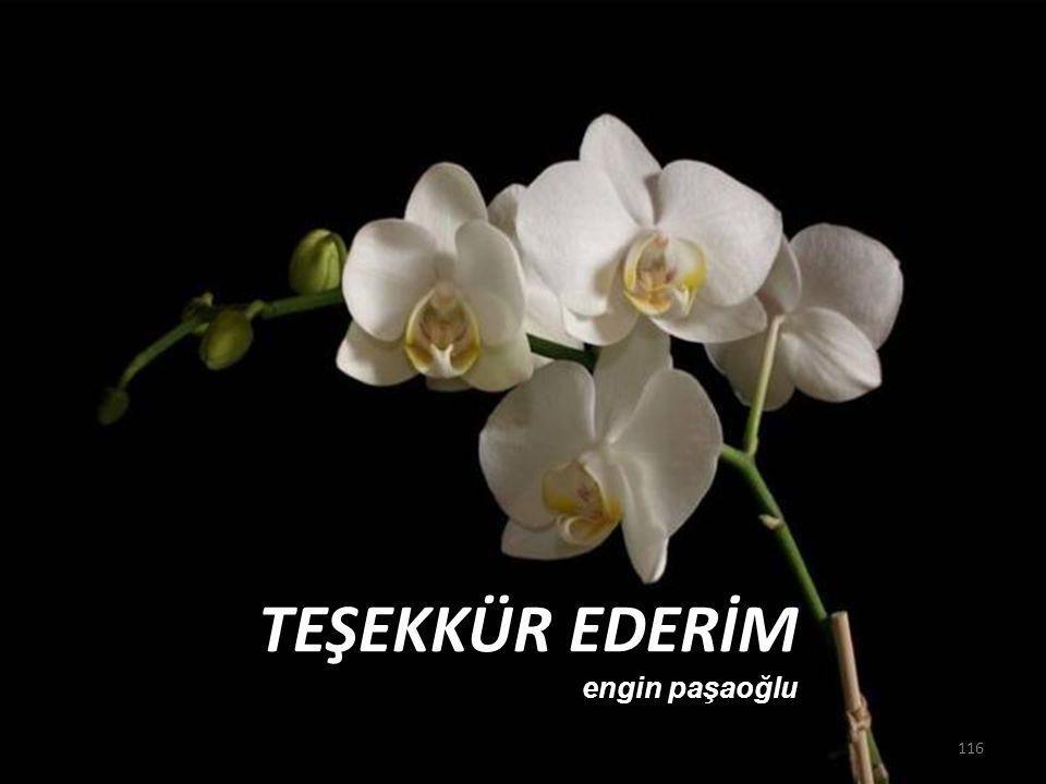 TEŞEKKÜR EDERİM engin paşaoğlu 116