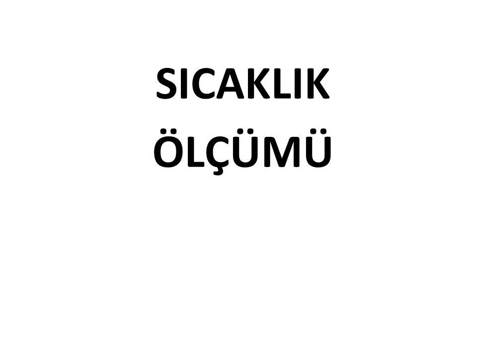 R= Reumur = R – 491 180 R= Rankine