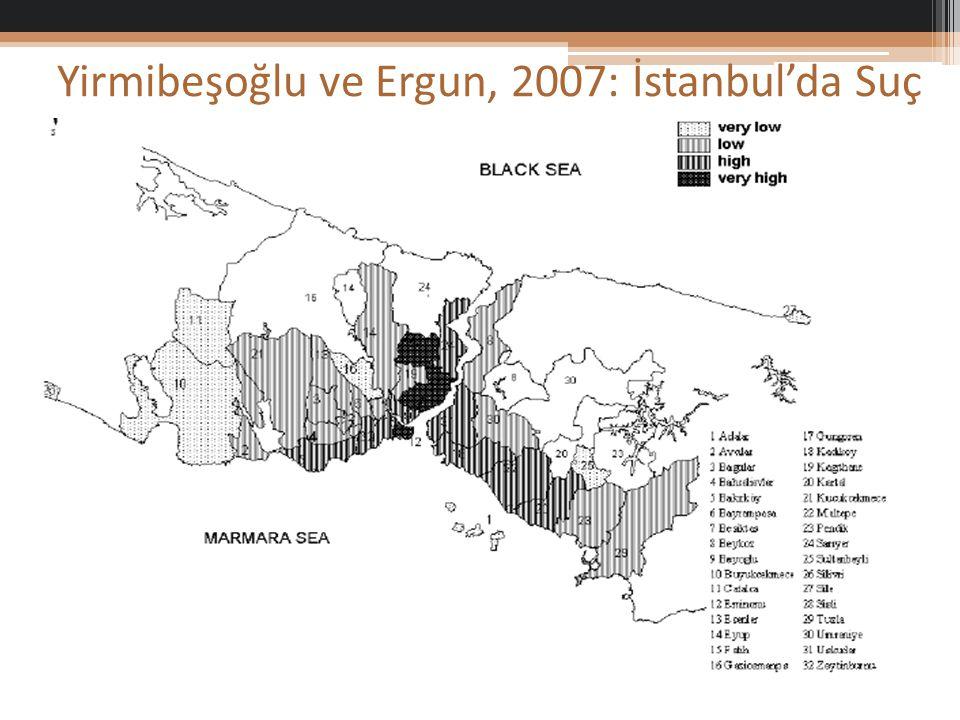 Yirmibeşoğlu ve Ergun, 2007: İstanbul'da Suç