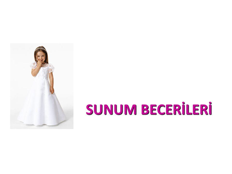 SUNUM BECERİLERİ