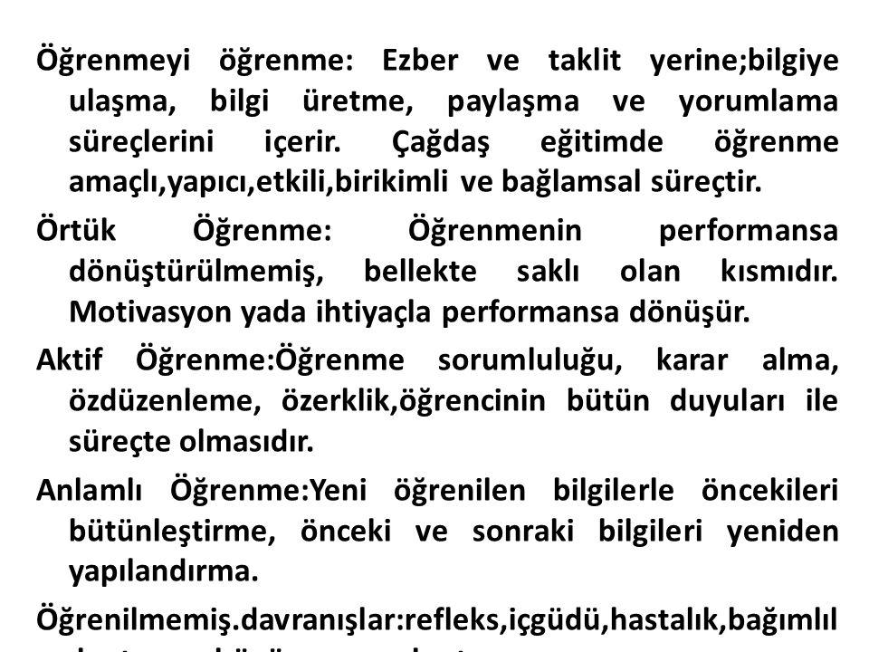 PG SÜRECİNİ ETKİLEYEN EĞİTİM FELSEFELERİ- 3 Esasicilik: Realizm-idealizm (Eflatun).