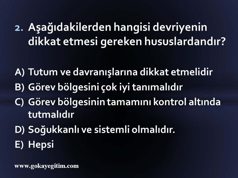 www.gokayegitim.com 91.