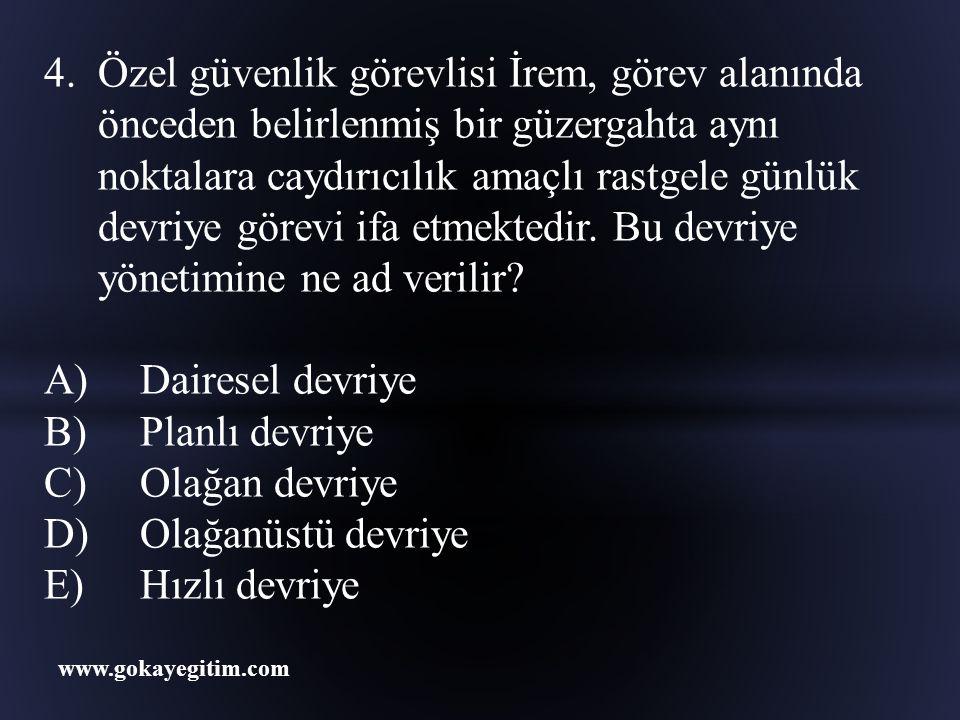 www.gokayegitim.com 6 472 Sayfa 1.Hamur Kağıt Pvsk-Anayasa- Adli ve Önleme Arama Yön.