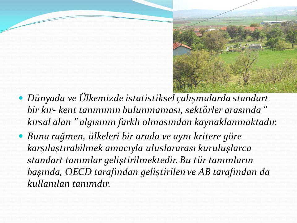 Avrupa Kırsal Kalkınma Fonunun Kırsal Kalkınma Kapsamında Amaçları a) Kırsal kesimde sürekli iş imkanı yaratmak için prodüktif yatırımlara olanak sağlamak, b) Altyapı yatırımlarına hız kazandırmak, c) Anavatanını terk (göç) etmeyen kesime destek sağlamak, d) Eğitim ve sağlık alanında kırsal kesime yatırımlar yapmak, e) Çevreyi korumaya yönelik yatırımlar yapmak, f) Araştırma ve geliştirmeye yönelik çalışmalara kaynak yaratmak.