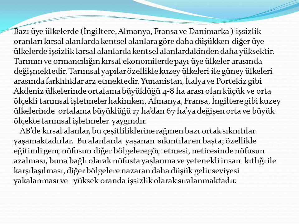 KAYNAKLAR: GÜRLÜK, S.2001.