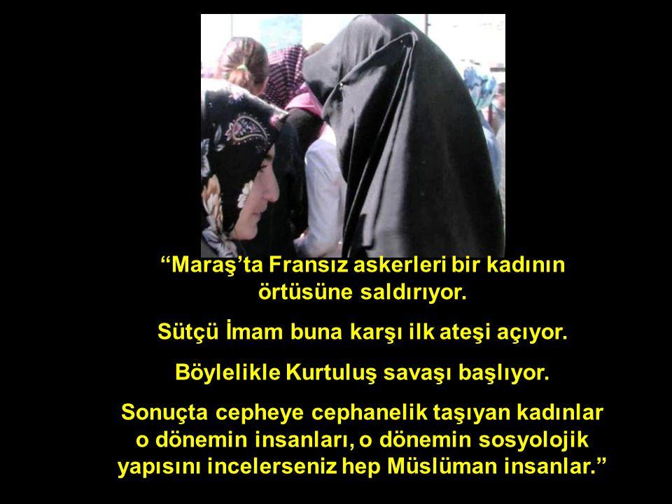 Atatürk ün yetkiyi padişahtan alırken yani saraydan alırken laik bir Cumhuriyet kurmak için aldığını düşünmüyorum.