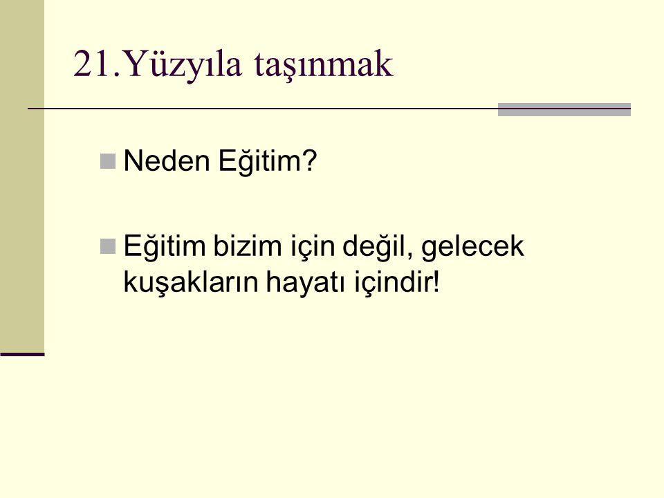 CUMHURİYET EĞİTİMİNİN HAZIRLIK DÖNEMİ (1920-1923) H.