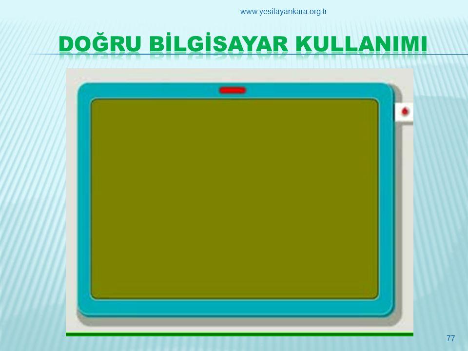 77 www.yesilayankara.org.tr
