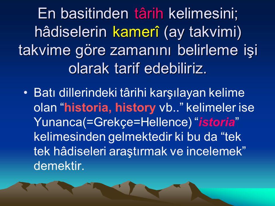 …Bu, öncekilerin efsanelerinden=masallarından (esâtîri'l-evvelîn) başka bir şey değildir derler.. Kur'an..