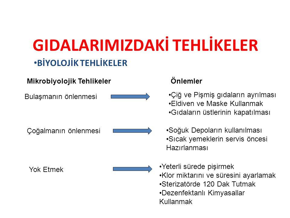 3.TEST BİRİMİNİN ORGANİZASYONU VE PERSONEL 3.1.