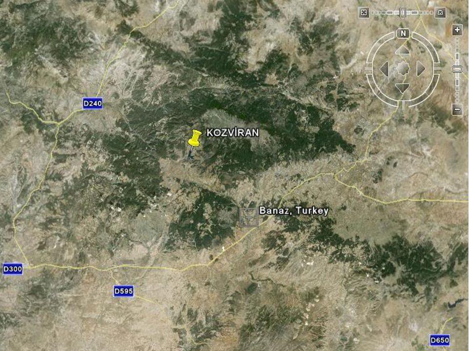 Banaz da genellikle Ege Bölgesi nin yumuşak ve İç Anadolu Bölgesi nin sert hava şartları bir arada görülür.