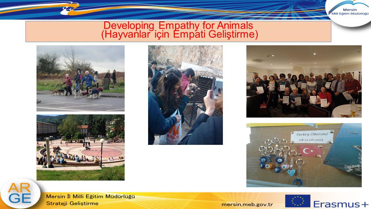 Acting Against Dropouts in VET (Mesleki Eğitim Kurumlarında Erken Okul Terki Önleme) Koordinatör Ülke: Finlandiya Koordinatör Okul: Toroslar İlçe Milli Eğitim Müdürlüğü Proje adı: Acting Against Dropouts in VET (Mesleki Eğitim Kurumlarında Erken Okul Terki Önleme) Ortaklar: Finlandiya, Almanya, Hollanda, Türkiye Hibe: 24.000 Euro Hareketlilik: 12 Süre: 2012-2014 Amaç: Bu projenin temel amacı, okul terki öğrenci sayılarını azaltmak için öğrencilerin çalışma motivasyonunu artırmak ve daha destekleyici bir okul ortamları oluşturmak için yeni yöntemler bulmaktır.