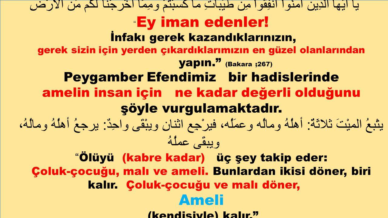 Şöyleki: Bu gayr-ı menkulatımdan elde olunacak nemâlarla İstanbul un her sokağına ikişer kişi tayin eyledim...