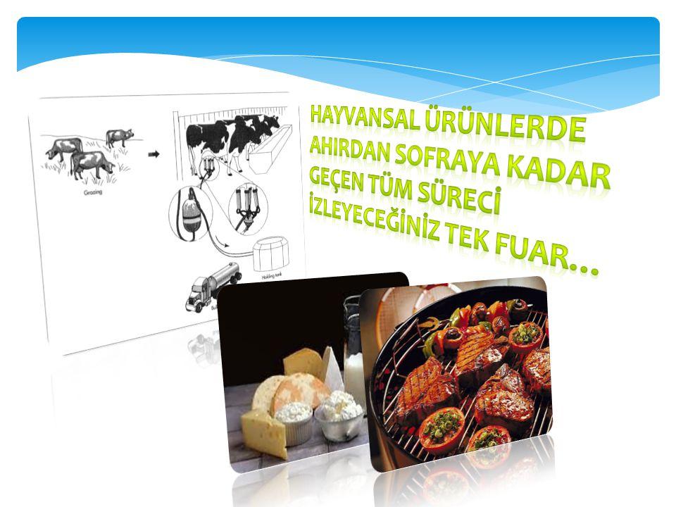 Katılımcılar: GTHB Hayvancılık Genel Müdürlüğü Ulusal Süt Konseyi Türkiye Süt Üreticileri Merkez Birliği Türkiye Kırmızı Et Üreticileri Merkez Birliği Türkiye Kasaplar Federasyonu Tüm Süt, Et ve Damızlık Sığır Yetiştiricileri Derneği Türkiye Damızlık Koyun Keçi Yetiştiricileri Merkez Birliği Türkiye Haynvancılık Kooperatifleri Merkez Birliği Türkiye Köy Kooperatifleri Merkez Birliği Türkiye Veteriner Hekimler Birliği Konular: Vizyon Sürdürülebilir Üretim Süt Ürünleri İhracatı Kırmızı Et Üretiminde Türlerin yeri