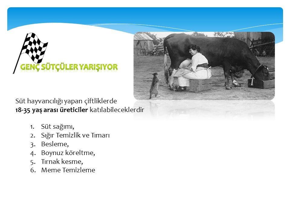 İzmir Damızlık Koyun Keçi Yetiştiricileri Birliği tarafından Koyun – Keçi Güzellik Yarışması yapılacaktır.