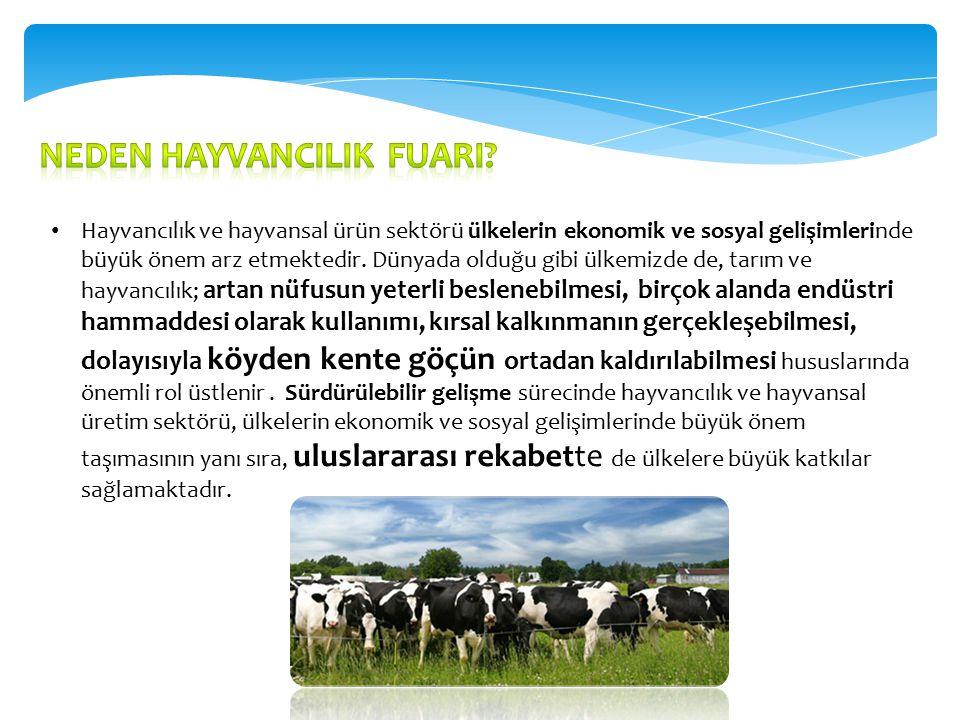 Ülkemiz süt üretiminin lider bölgesi konumundadır.