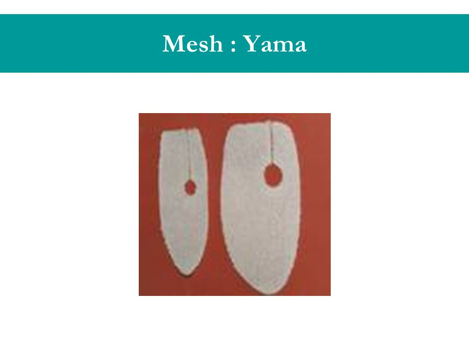 Mesh : Yama