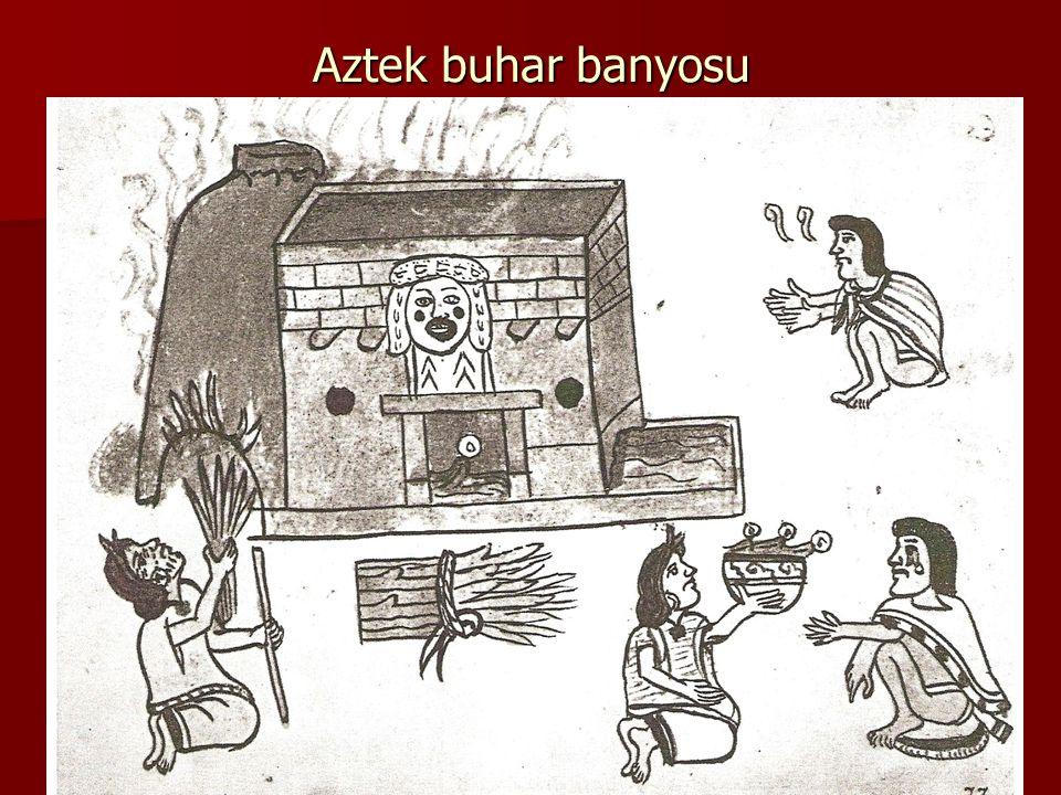 Aztek buhar banyosu