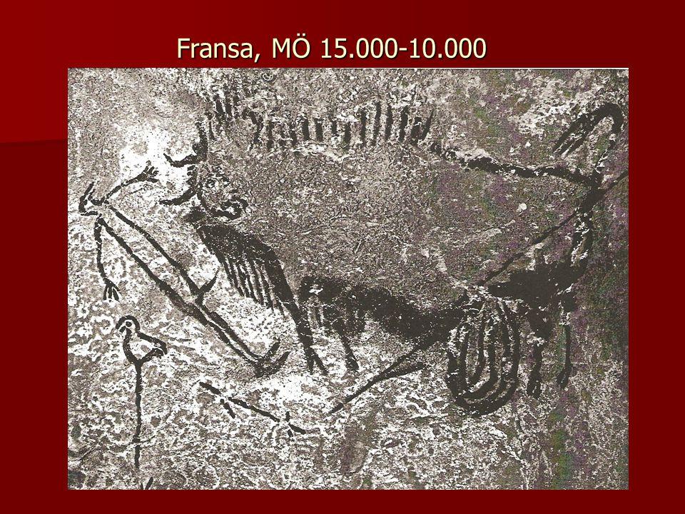 Fransa, MÖ 15.000-10.000