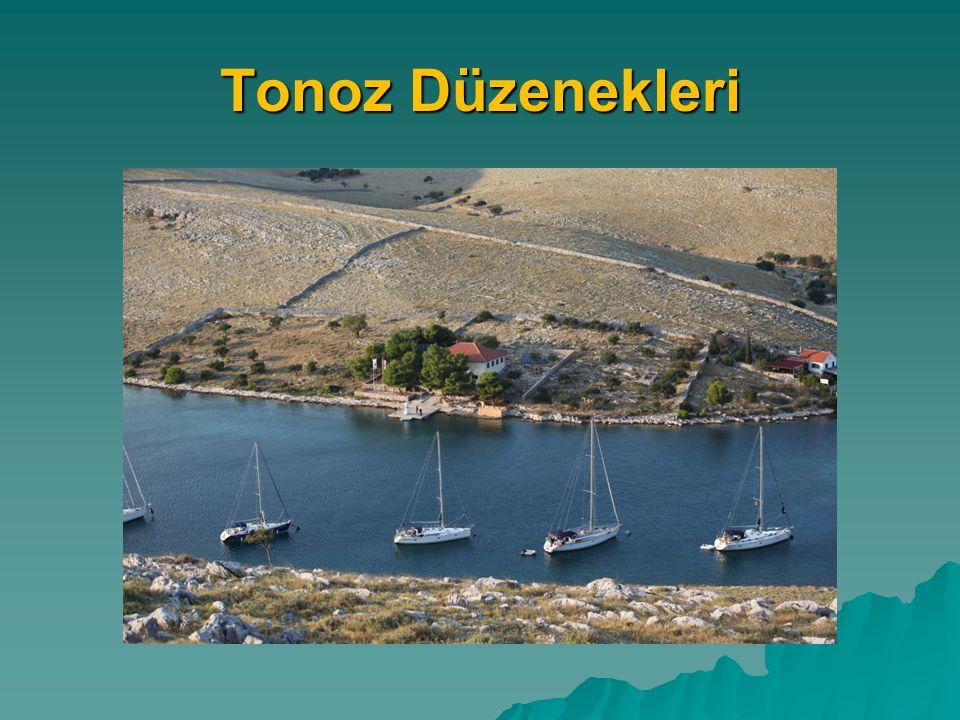 Tonoz Düzenekleri