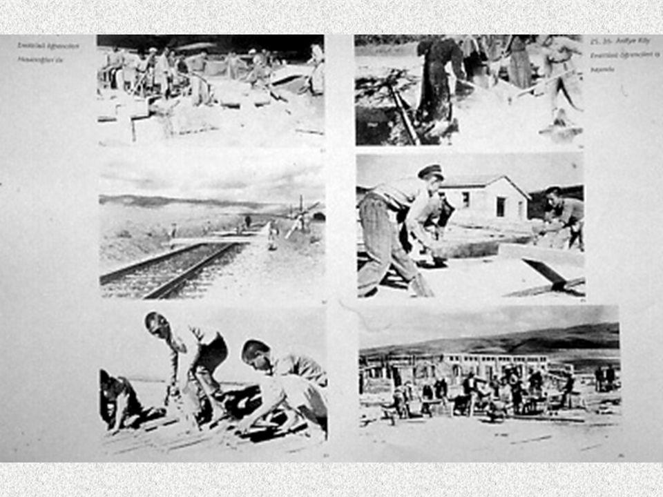 Isparta Gönen Köy Enstitüleri öğrencileri çevre gezisinde İzmir Kızılçullu Köy Enstitüsü öğrencileri Efes antik kentinde