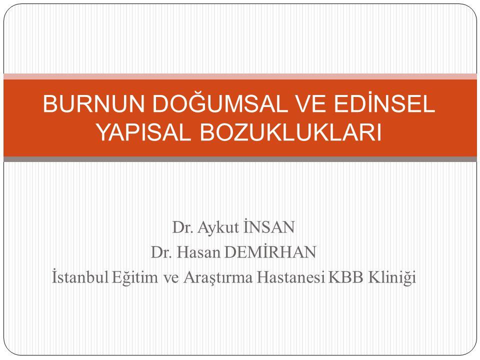 Dr.Aykut İNSAN Dr.