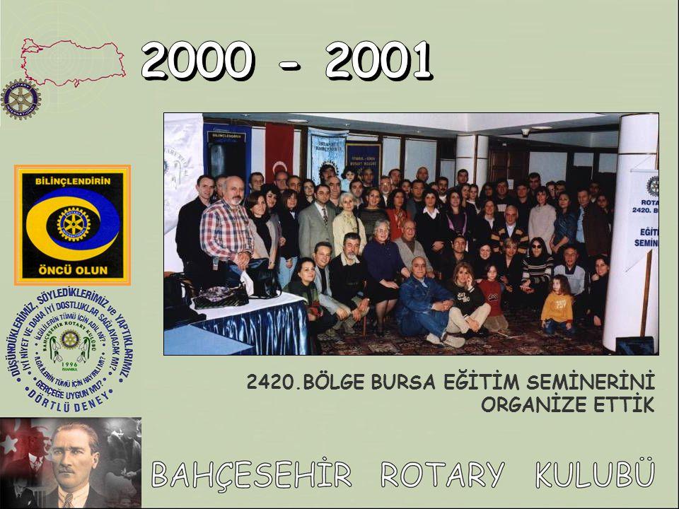 2420.BÖLGE BURSA EĞİTİM SEMİNERİNİ ORGANİZE ETTİK