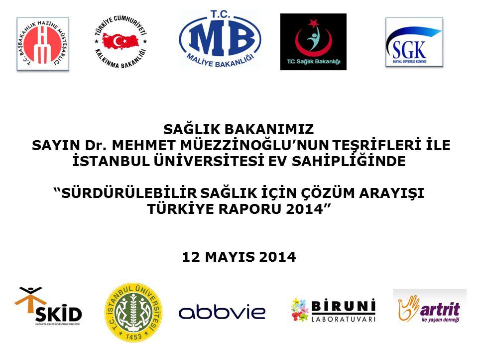 Sürdürülebilir Sağlık Projesi Türkiye Proje Örnekleri; Paydaş Rolü Akılcı İlaç Projesi (Sağlık Bakanlığı) Gerekçe hastalık ve ölüm oranlarında artış, ilaçların yan etki riskinin artması, yanlış kaynak tüketimiyle temel ilaçlara bile ulaşılabilirlik azalması, acil ve temel ilaçlara karşı gelişebilecek dirence dayalı olarak, tedavinin ekonomik ve sosyal maliyetinin artması, Süreç hekimler ve halkın bilgi ve tutum değerlendirme çalışması sonucunda; Uygun tanı ve ilaç maliyeti açısından yüzde 50 akılcı ilaç kullanılmadığı, Sonuç Akılcı İlaç Kullanımı Ulusal Eylem Planı 2013-2017, Reçete Bilgi Sistemi (RBS)
