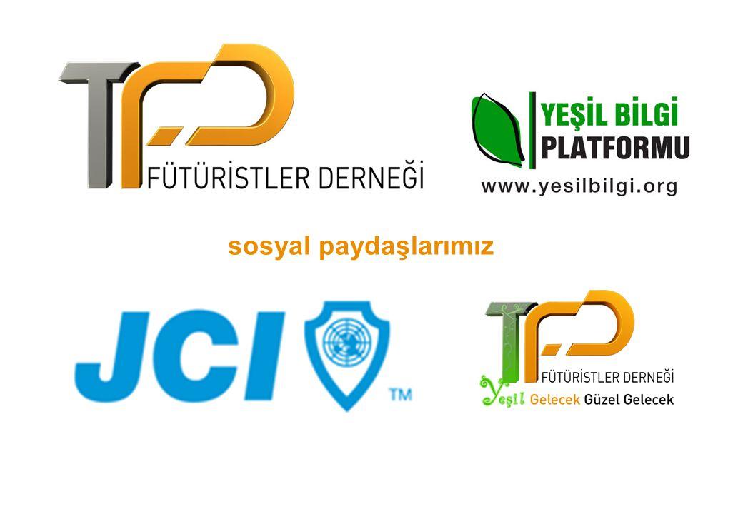 © 2010 www.futurizm.org geleceği şekillendirmekten sorumluyuz... sosyal paydaşlarımız