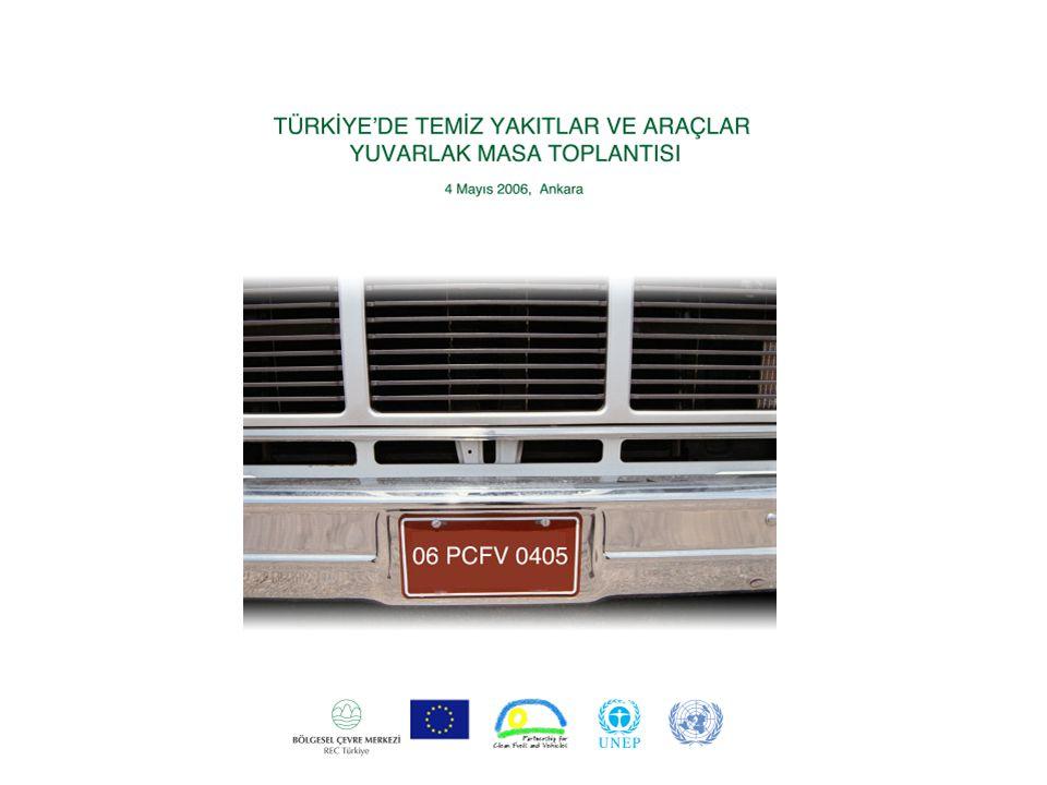 Türkiye'de Temiz Yakıtlar ve Araçlar 4 Mayıs 2006 - Ankara
