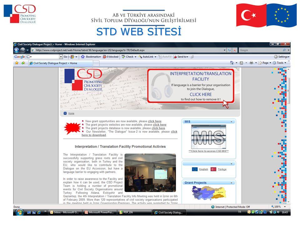 STD WEB SİTESİ