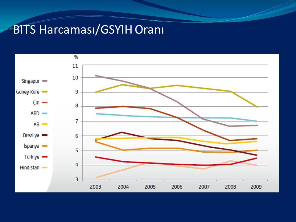BİTS Harcaması/GSYİH Oranı