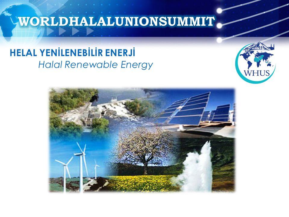 HELAL YENİLENEBİLİR ENERJİ Halal Renewable Energy