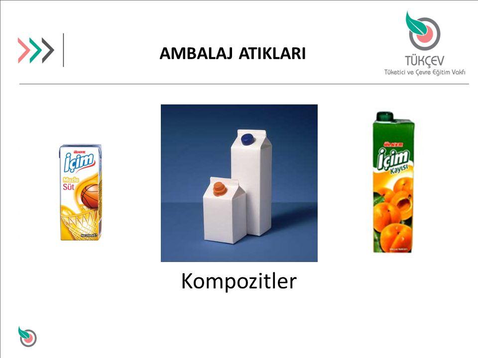 Kompozitler AMBALAJ ATIKLARI